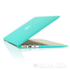 NEW ARRIVALS! Rubberized TIFANY BLUE Hard Case Cover for Macbook Air 11