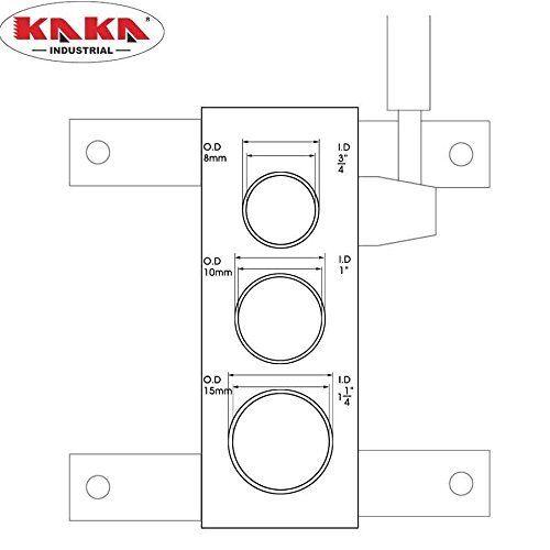 KAKAIND RA-2 Manual Tube Notcher, 3/4