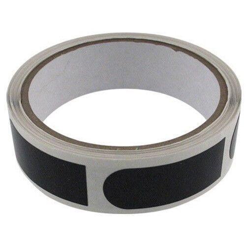 Brunswick 250 Piece Roll 1 Inch Black Bowling Tape