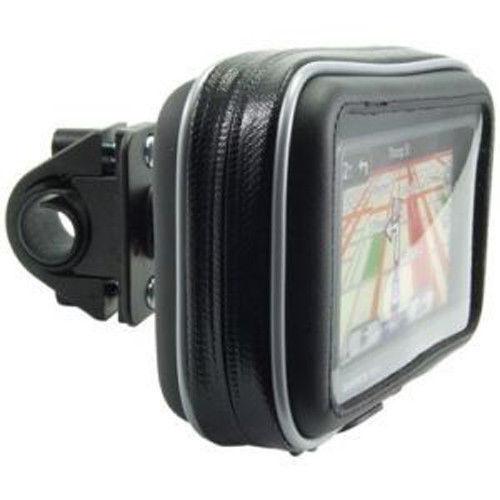 Garmin Drive Smart 50 51 55 56 57 GPS Water Resistant Case Motorcycle Bike Mount