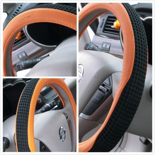 Orange Steering Wheel Cover Ebay