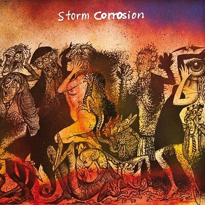 Storm Corrosion - Storm Corrosion [CD]
