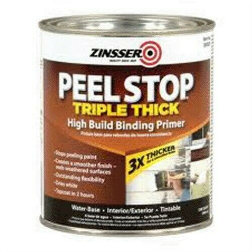 Peel Stop 3X QT Primer,No 260925,  Zinsser & Co