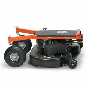 Mower Deck height Adjustable on wheels suite tow behind Quad ATV Perth Perth City Area Preview