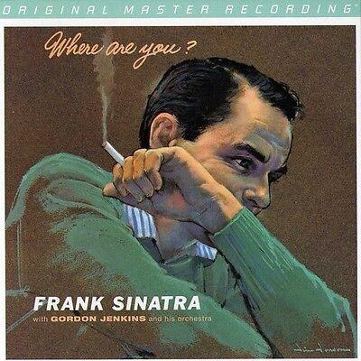 Frank Sinatra   Where Are You   New Sacd  Hybrid Sacd