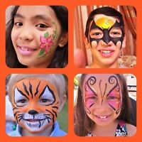 Amazing Face Painting & Balloon Twister CALL 416-931-5437