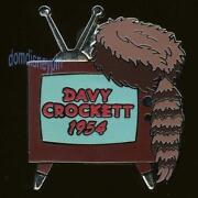 Davy Crockett Pin