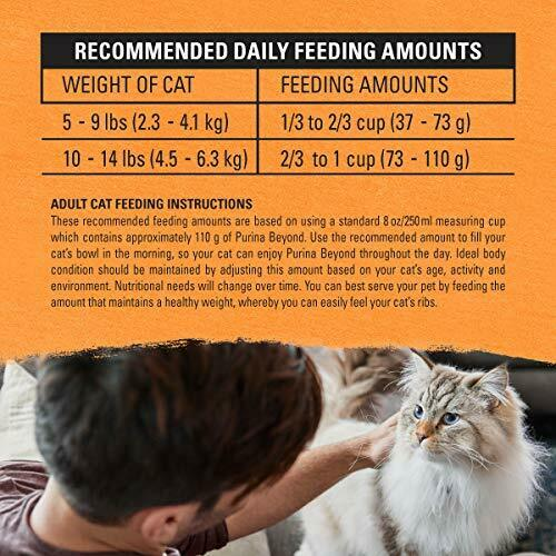Purina Beyond Grain Free, Natural Dry Cat Food, Grain Free White Meat Chicken - $16.52