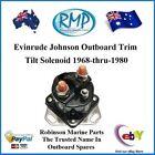 Evinrude Boat Outboard & Tilt Trims