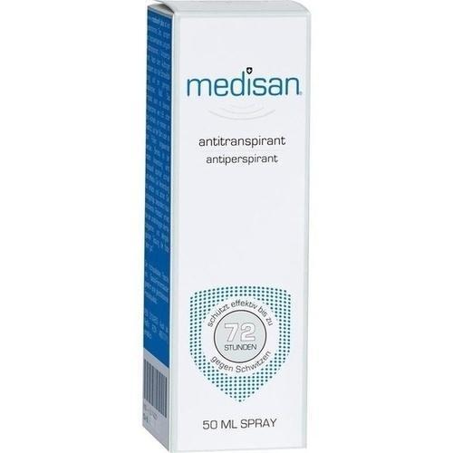 MEDISAN Plus Antitranspirant Deo Spray 50 ml