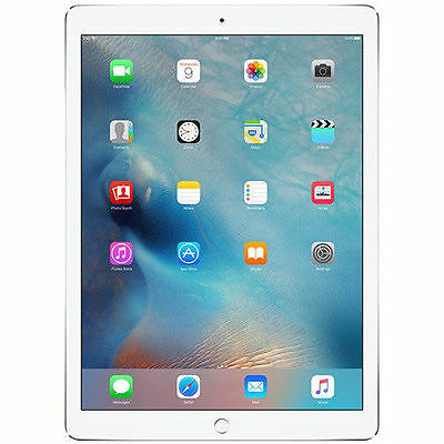 "Apple Ipad Pro (128 Gb, Wi-fi, Silver) - 12.9"" Display 5"