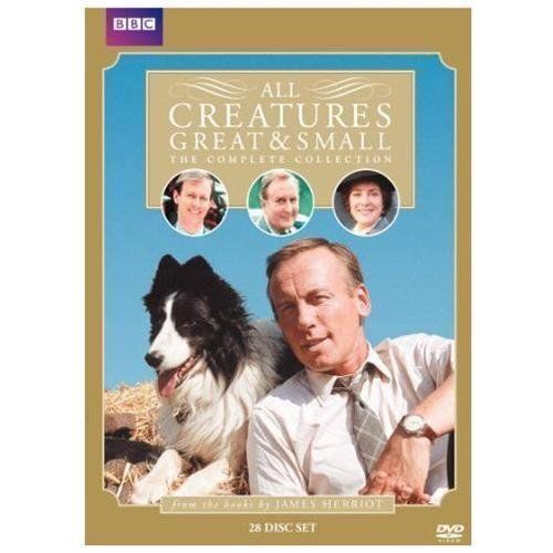 All Creatures Great And Small - The Complete Collection Box Set