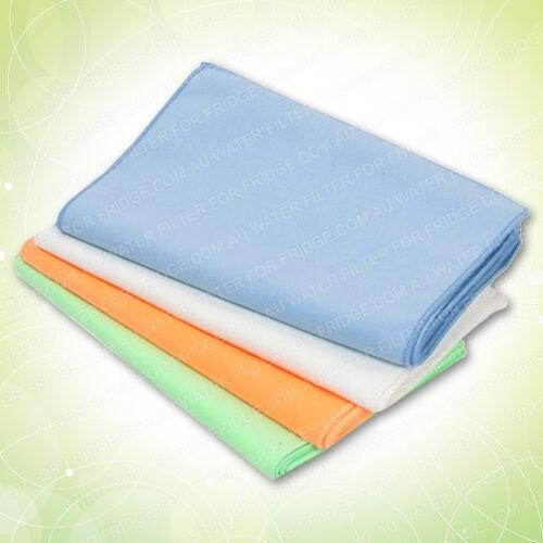 10X Sports Travel Microfibre Washcloth Quick Dry Gym Beach Swim Bath Towel SYD