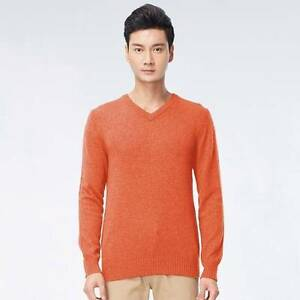 Brand New Mens V-neck Wool Sweater Waterloo Inner Sydney Preview