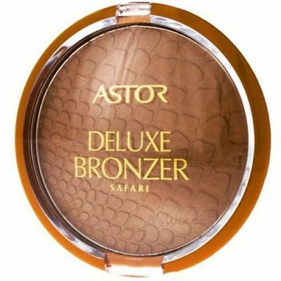 All Over Face Bronzer (Astor Deluxe ALL OVER FACE Bronzer Sahara Gold 001 17g OIL FREE)