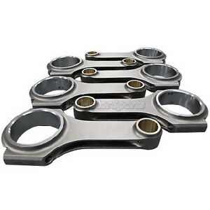 CXRacing H-Beam Connecting Rods 6PCS for Toyota Supra MK4 2JZ-GE 2JZ-GTE