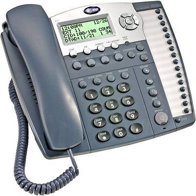 AT&T 984 4 Line Phone w Intercom - Paging --  Answering machine & Auto-Attendant Auto Answering Telephone