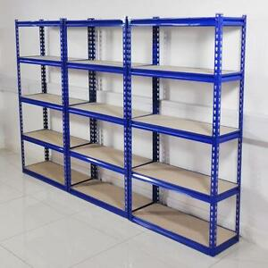 steel storage shelves metal shelving ebay 26782