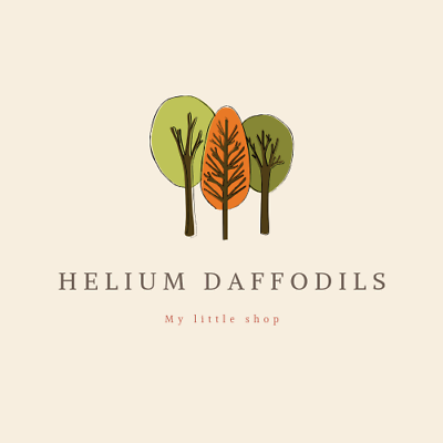 Helium Daffodils
