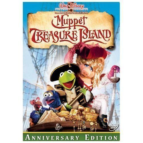 241 Best Muppet Greatness Images On Pinterest: Muppet Treasure Island