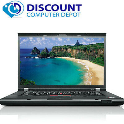 Lenovo ThinkPad T530 Laptop Computer i5 2.6GHz 8GB 256GB SSD Windows 10 Pro PC