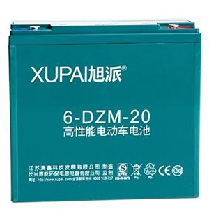 12V 20AH 6-DZM-20 E-Bike Battery Fast Free Shipping