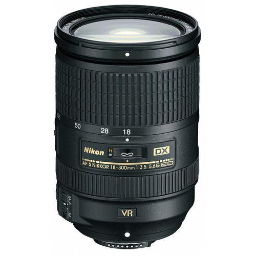 So finden sie Nikon Objektive mit einer Brennweite von 18-300mm
