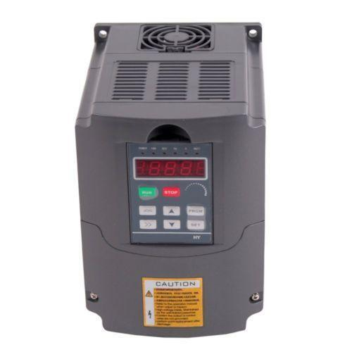 3 hp variable frequency drive ebay for Vfd for 3hp motor