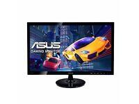"★As New 24"" Asus VS248 Full HD 1ms Gaming Monitor★"