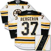 Boston Bruins Signed Jersey