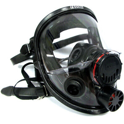 Honeywell North 760008A Full Face Respirator 7600 series (Filter Not Included)