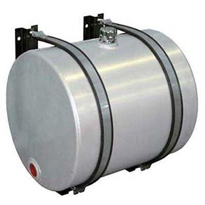 Aluminum Hydraulic Oil Tank Reservoir - 35 Gallon - Side Mount - Brackets Includ