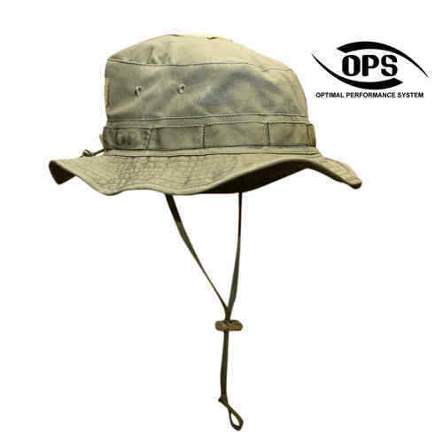 OPS Tactical Boonie Ranger Green