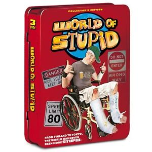 World of Stupid - Collector's Edition DVD Set