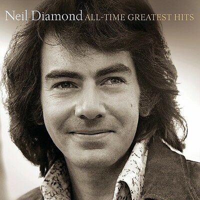 Neil Diamond - All-Time Greatest Hits [New CD]