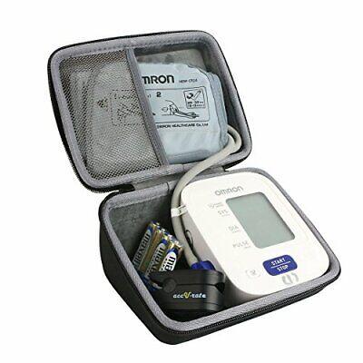 Hard Travel Case for Omron 3 Series Upper Arm Blood Pressure