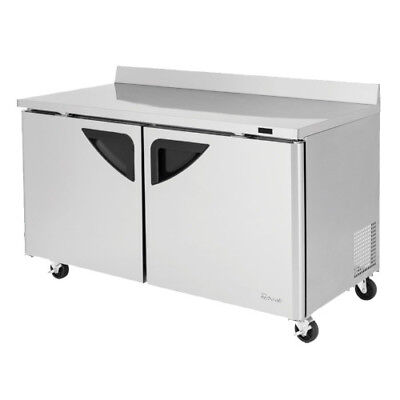 Turbo Air Twf-60sd-n 60 Stainless Steel Worktop Freezer Replaces Twf-60sd