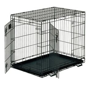 2 Door Wire Dog Crates /Dog kennel brand new call 519-639-6460