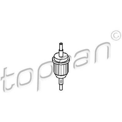 TOPRAN Original Kraftstofffilter 104 123 FÜR Audi, VW