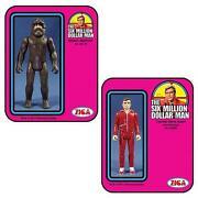 Six Million Dollar Man Bigfoot