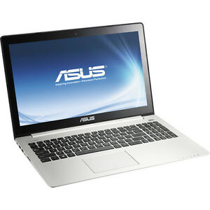 "ASUS V500CA 15.6"" MULTI-TOUCH LED NOTEBOOK TO FIX OR PARTS - MNX"