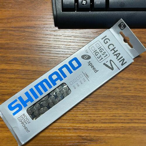 Shimano Racing Bicycle 6/7/8/9 Speed Chain IG51