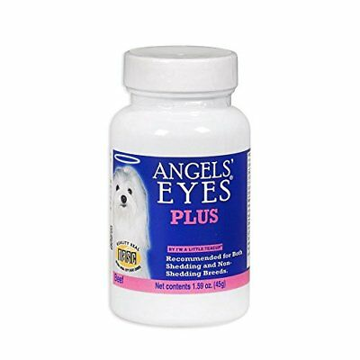 Angels' Eyes Plus Dog Tear Stain Remover, Beef 45G
