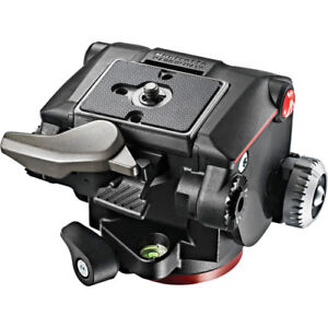 Manfrotto MHXPRO 2-Way, Pan-and-Tilt Head with 200PL-14 Quick Re