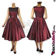 50s Swing Dress Size 24