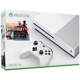 Microsoft Xbox One S Battlefield 1 Bundle (500GB)