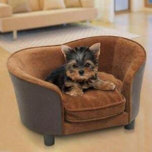 "Brand New |@ WWW.BETEL.CA || 27"" Comfy Pet Sofa Couch for Pets Cats and Dogs 