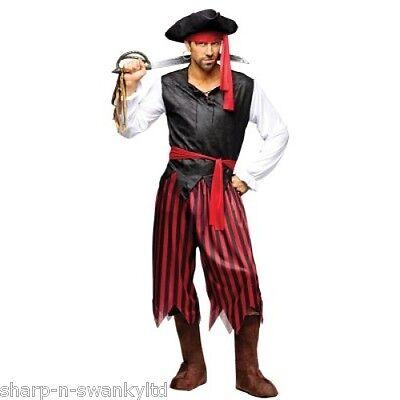 Hirsch Kostüm Halloween (Herren 5 Stück Piraten Hirsch Do Halloween Weihnachtsfeier Kostüm Kleid Outfit)