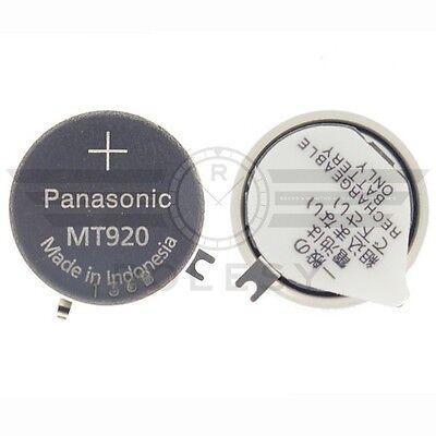 Panasonic MT920 TS920E Capacitor Seiko Solar V172 V174 V175 SSC015 SSC017 SSC021