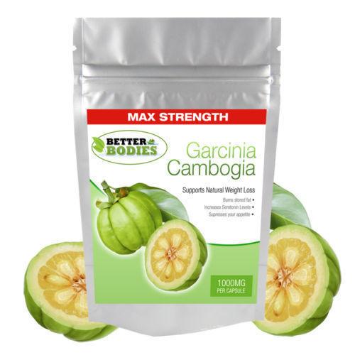 Garcinia Cambogia Gewichtsverlust Pillen Für Abnehmen Stark Diät Tabletten